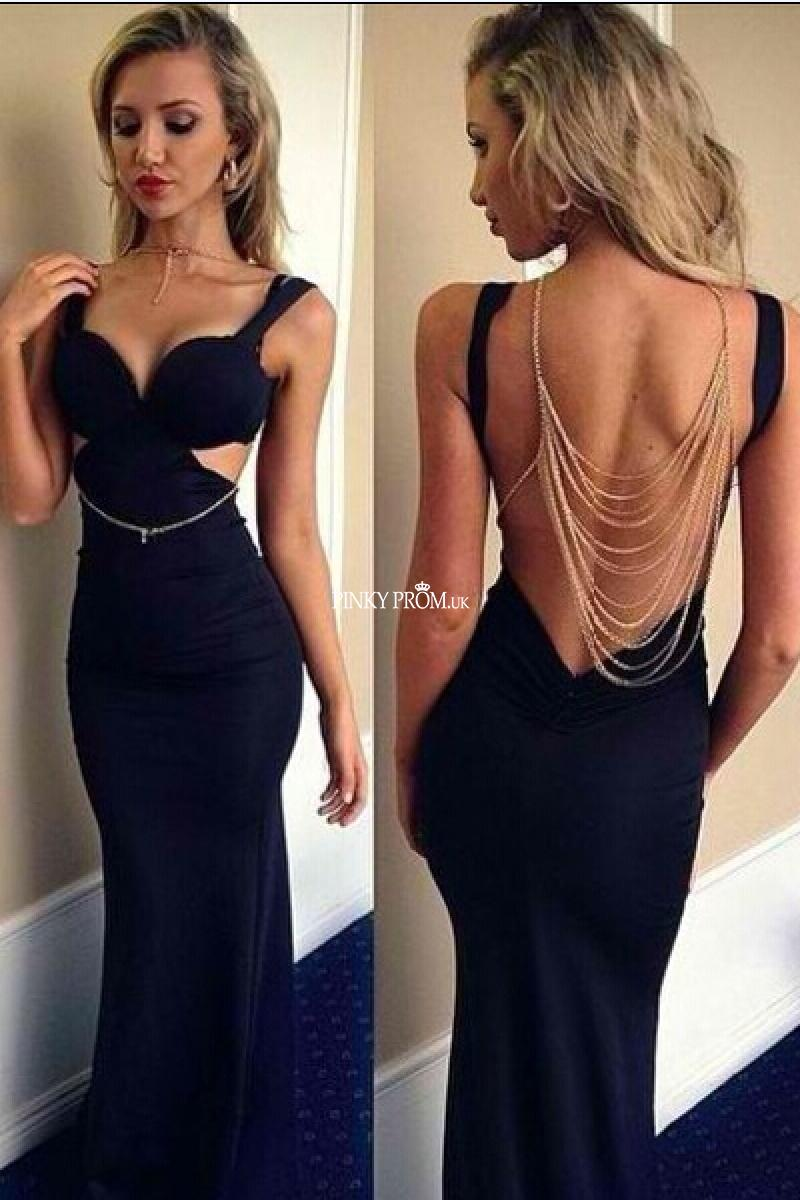 Backless Prom Dress 2017 Show Your Elegance In