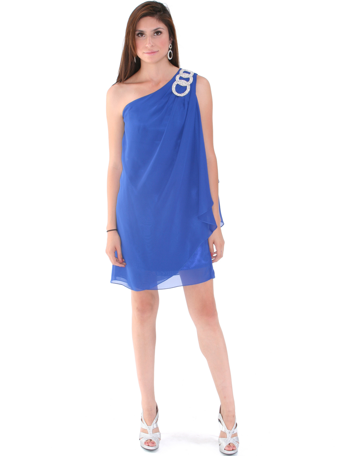bebe royal blue dress fashion show collection dresses ask