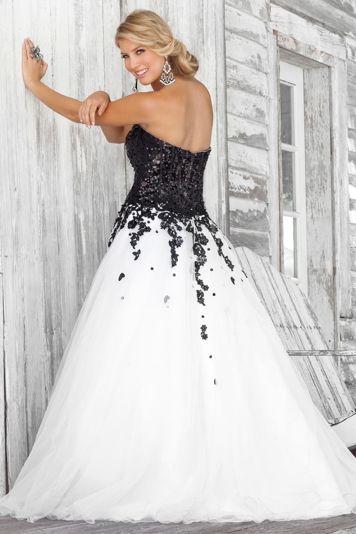 plus size black white wedding dresses black white wedding dress Black And White Gowns Plus Size Always In Vogue Dresses Ask