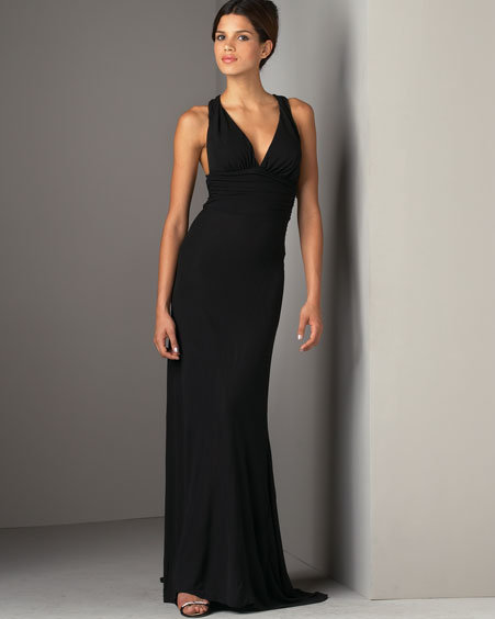 Images of Long Black Formal Gowns - Gift and fashion
