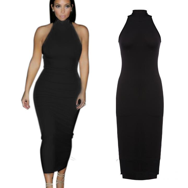 Black Mock Turtleneck Dress Clothing Brand Reviews 4 Jpg