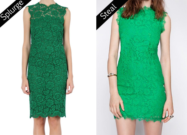 Body Lace Dress & Make Your Life Special