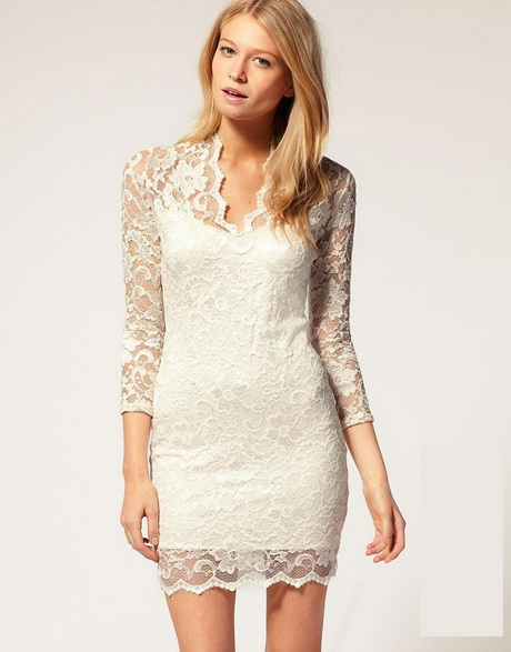 Cheap Lace White Dress & Better Choice 2017