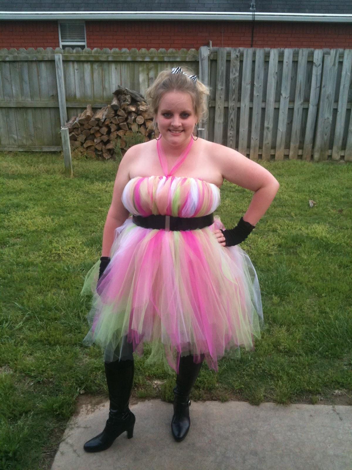 Fat Lady In Dress