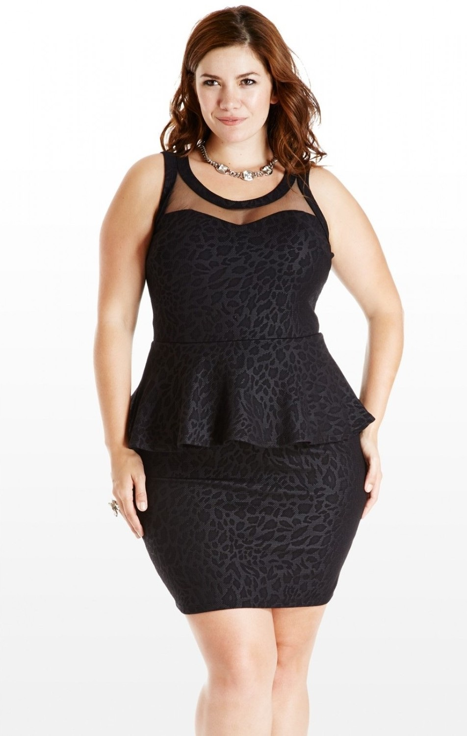 Stand out in style all night with the collection of affordable plus size party dresses in figure flattering sizes and styles at Stein Mart. Our selection of discount plus size cocktail dresses is full of party ready designs for silhouettes of every shape and size.