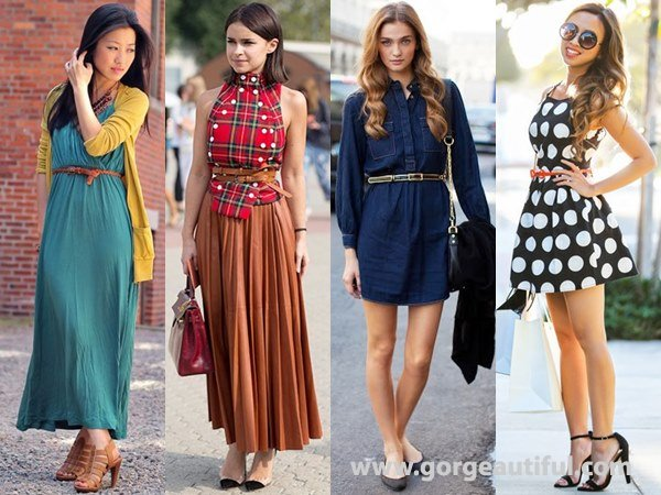 Dress Styles For Petite Figures : For Beautiful Ladies