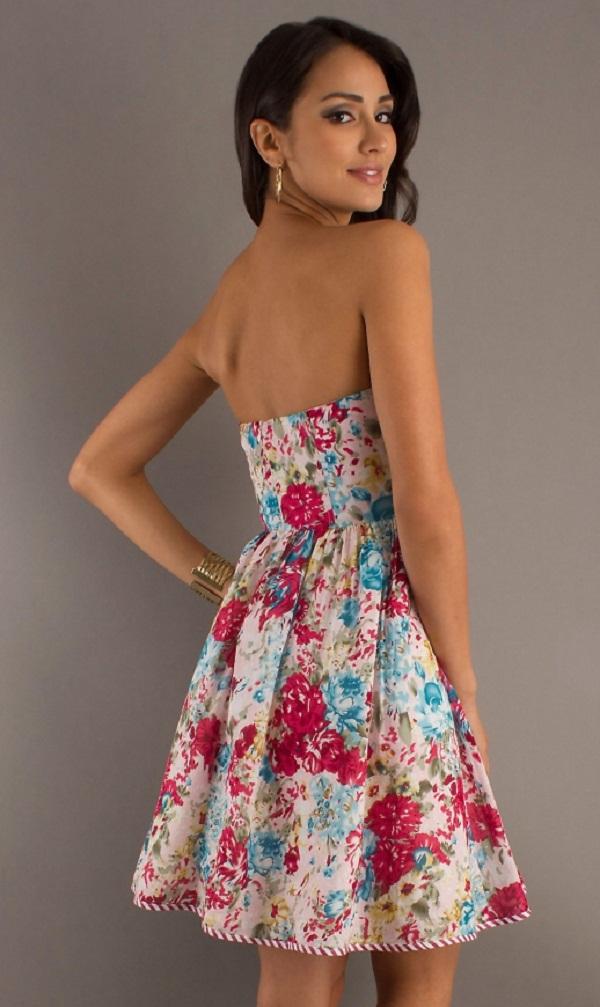 Danilalas World Short Summer Dresses For Juniors
