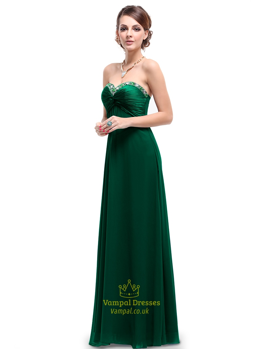 Emerald Dress For Wedding & New Trend 2017-2018