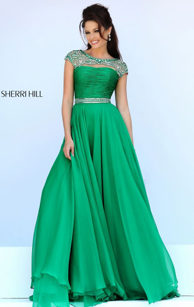 Emerald Green Bridesmaid Dresses 2017 & Trend 2017-2018