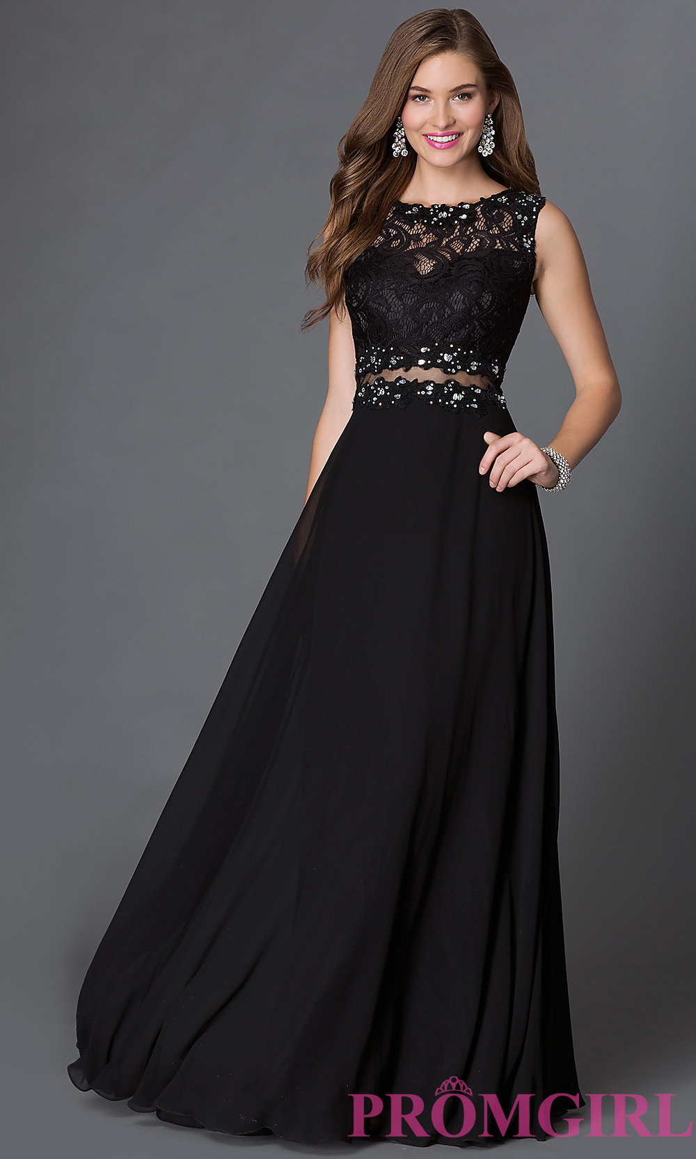 Gowns In Black And Perfect Choices - Dresses Ask