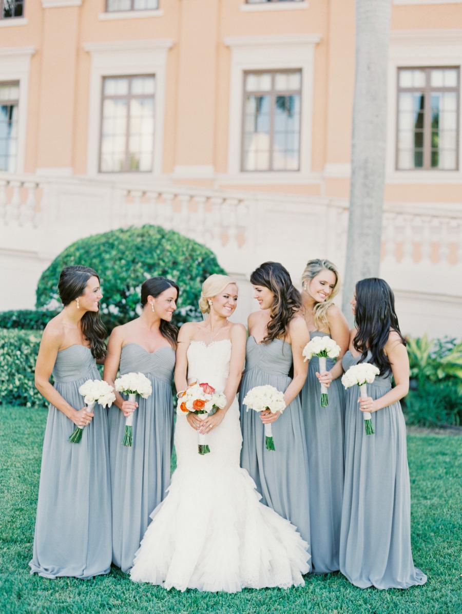 Grey floor length bridesmaid dresses the trend of the year grey floor length bridesmaid dresses the trend of the year ombrellifo Choice Image