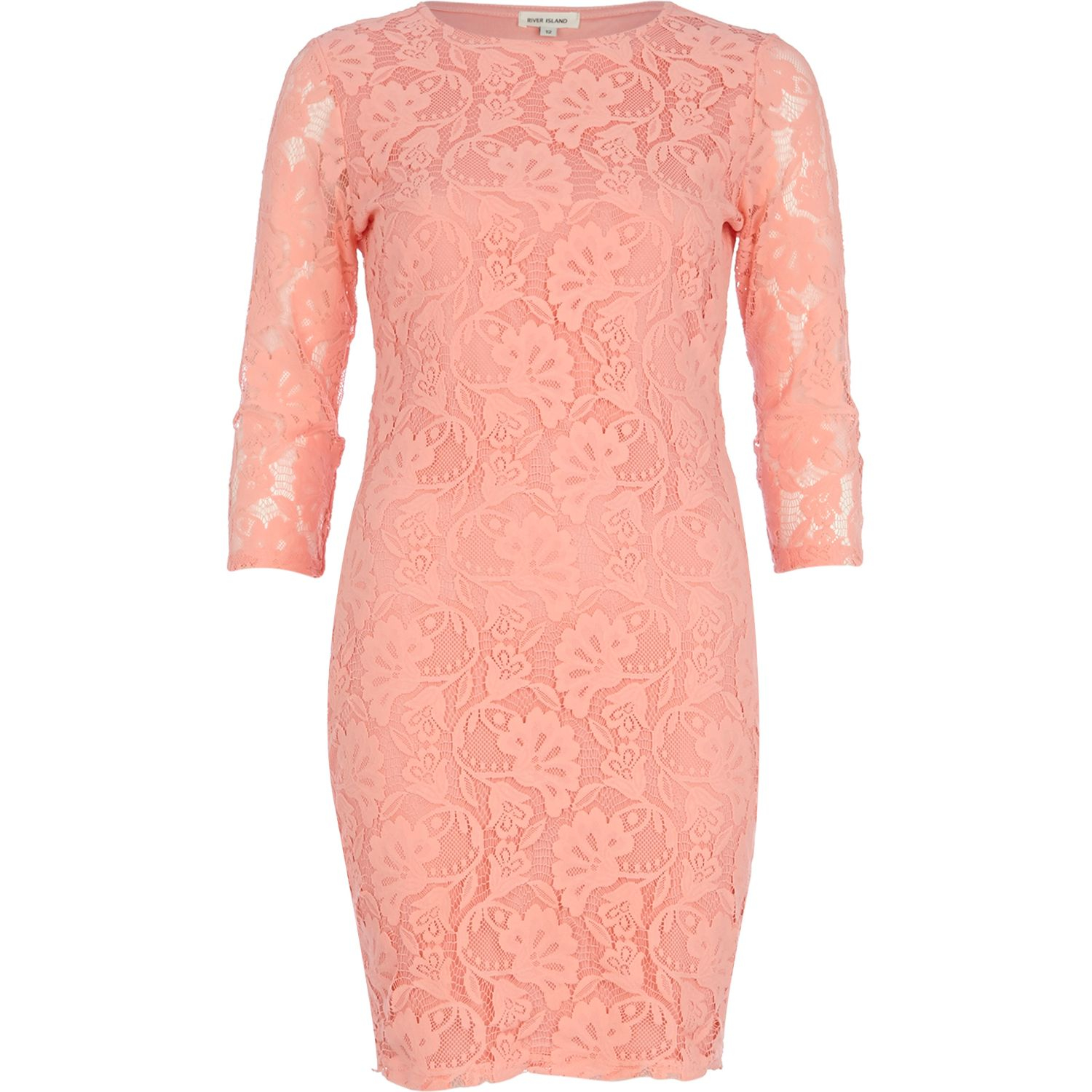 Lace Dress River Island & 20 Great Ideas