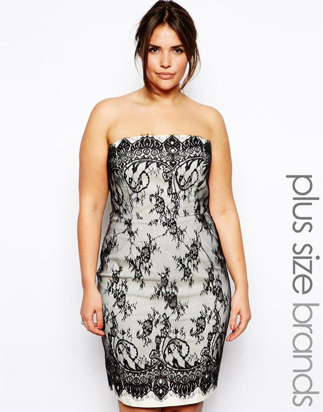 lace midi dress plus size - trends for fall - dresses ask