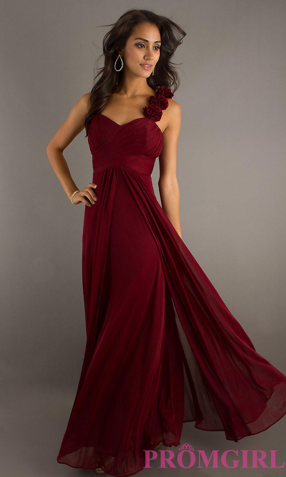 Long Dress Length - Elegant And Beautiful - Dresses Ask