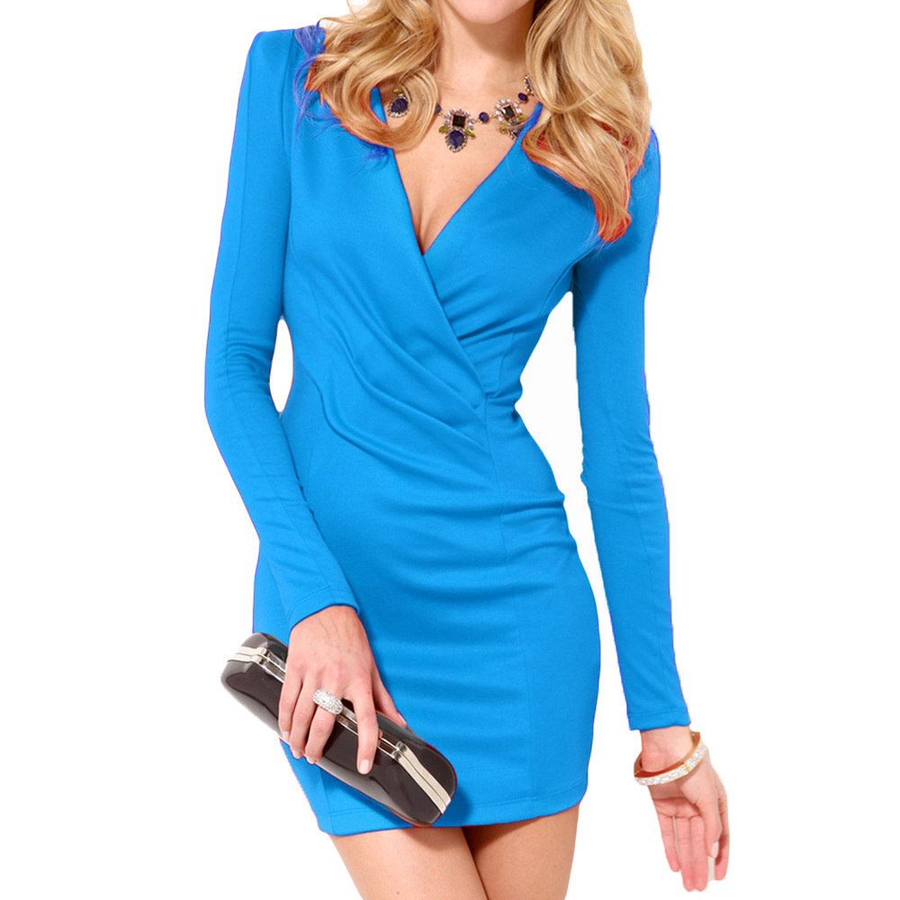 Long One Piece Dresses For Party & Make You Look Thinner ...