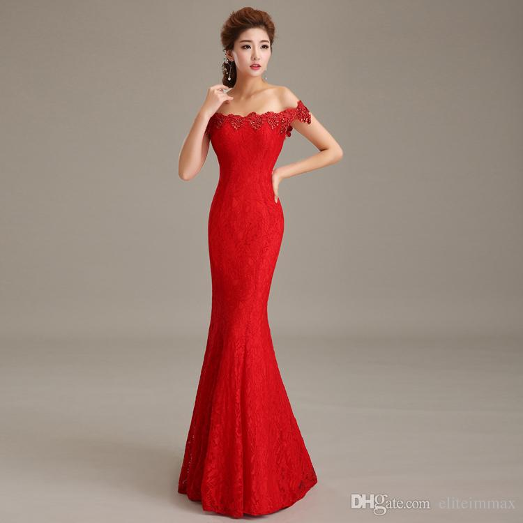 Long Silk Red Dress &amp Show Your Elegance In 2017 - Dresses Ask