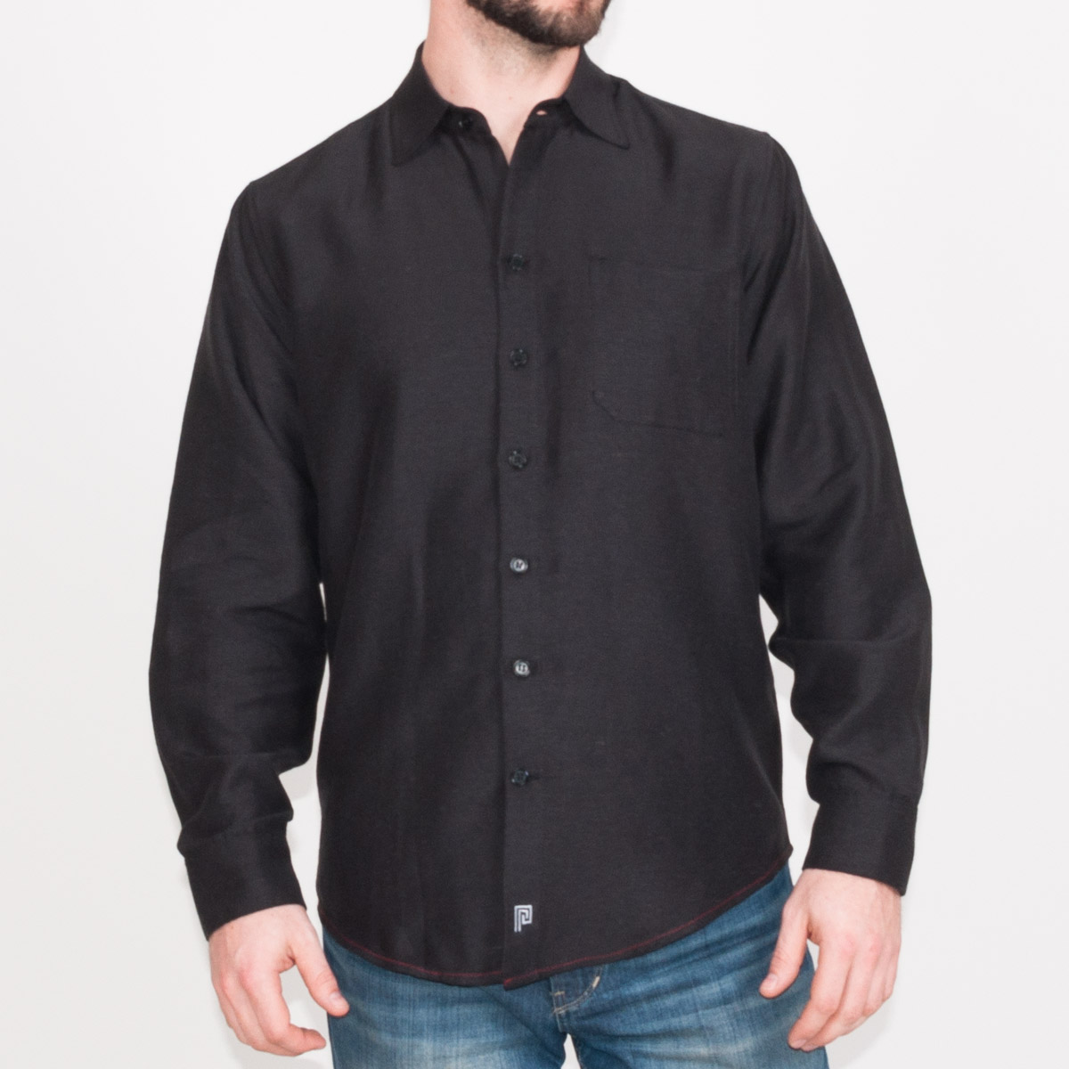 Free shipping BOTH ways on mens long sleeve silk shirts, from our vast selection of styles. Fast delivery, and 24/7/ real-person service with a smile. Click or call