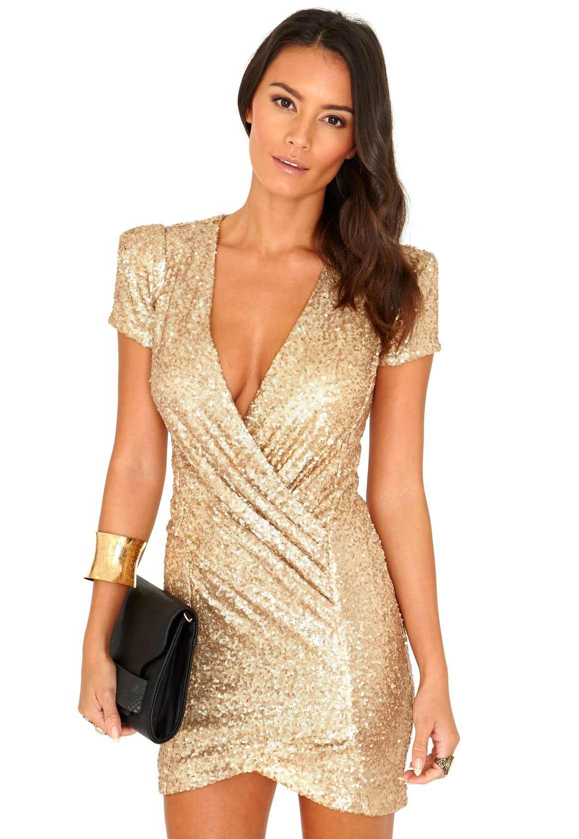 Metallic Sparkle Dress Amp Guide Of Selecting