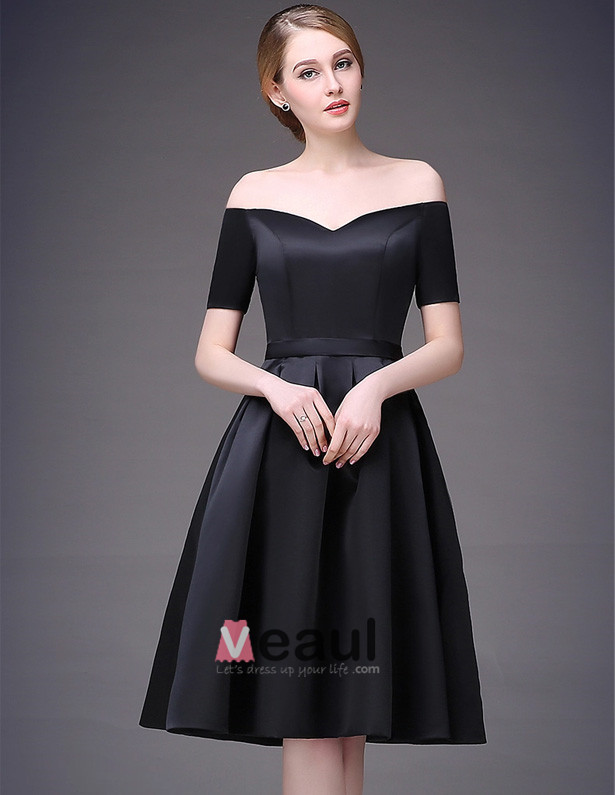 Off The Shoulder Sleeve Prom Dress - Clothing Brand Reviews