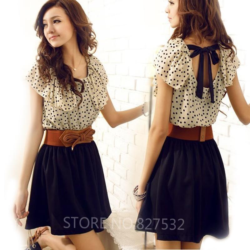 Online shopping one piece dress
