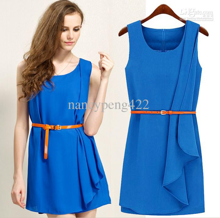 Online Shopping For Ladies One Piece Dress : Be Beautiful And Chic