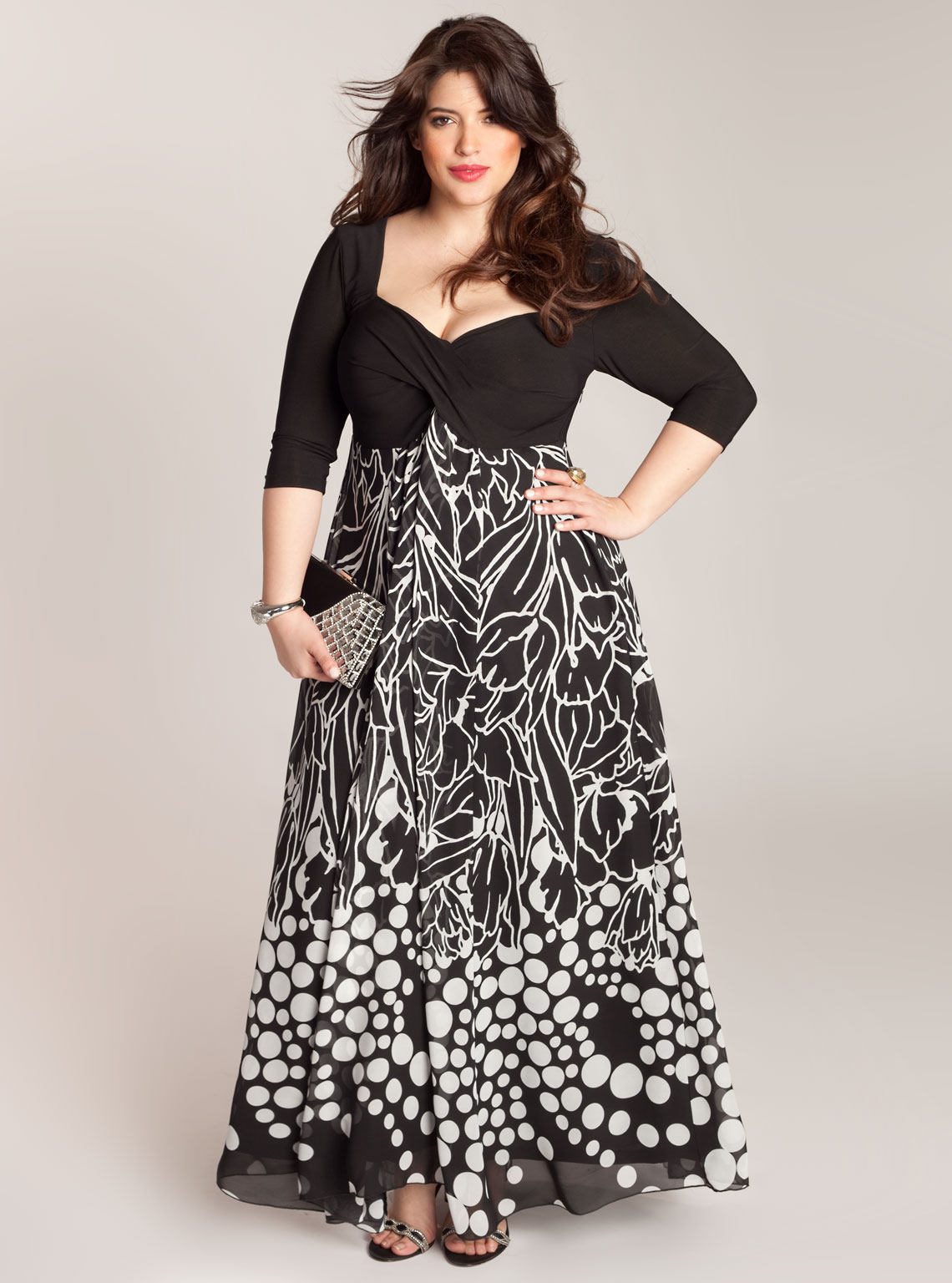 2811ccb457 Plus Size Maxi Dresses Petite Length - Data Dynamic AG
