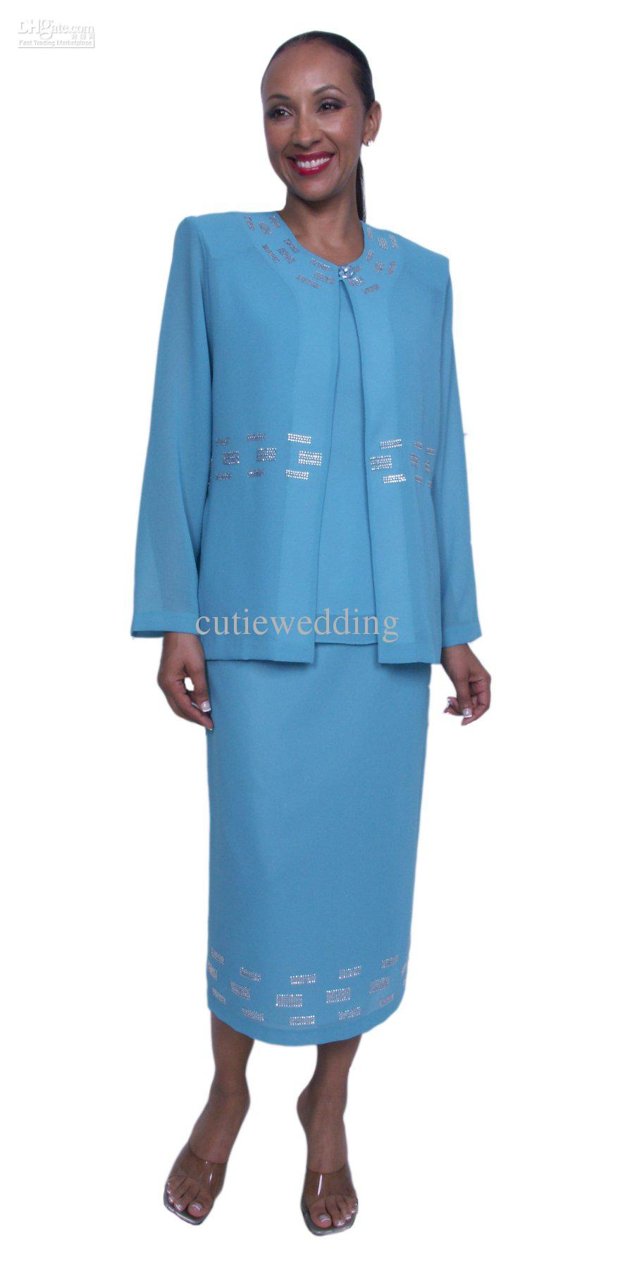Attractive Mother Of The Bride Dresses With Jackets Plus Size Model ...
