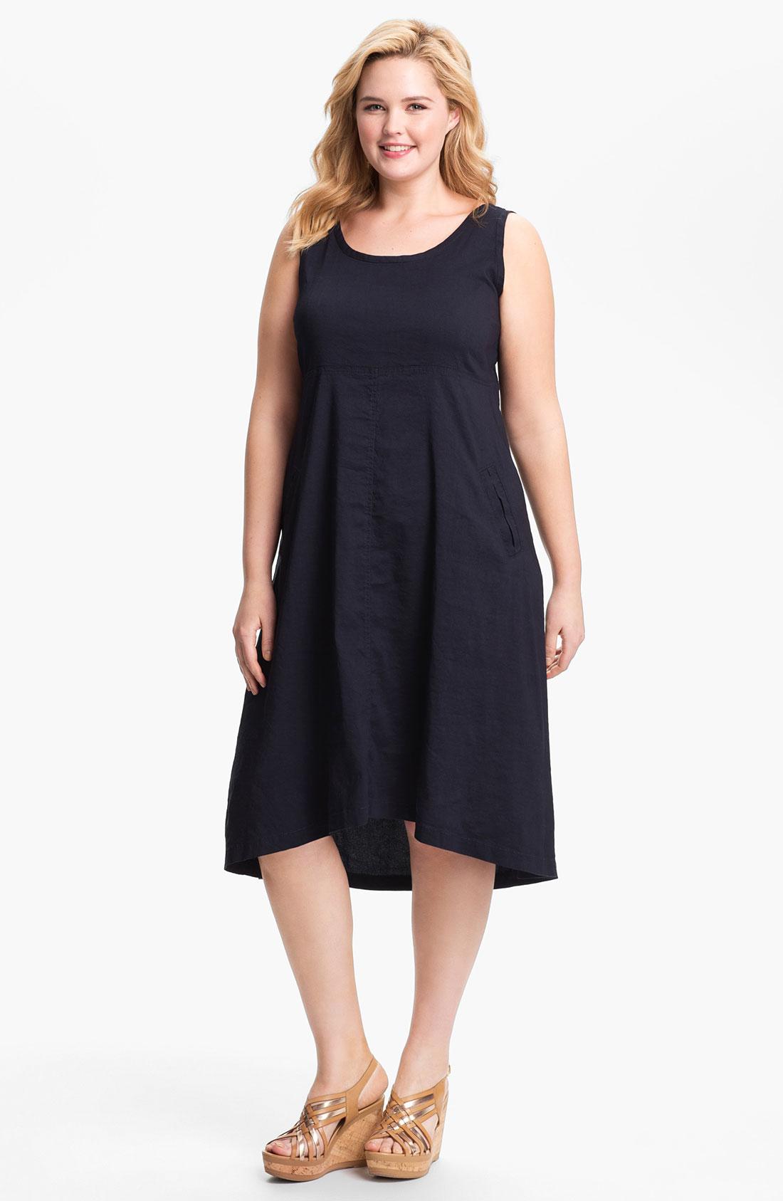 Plus Size Midi Tank Dress Clothes Review Dresses Ask