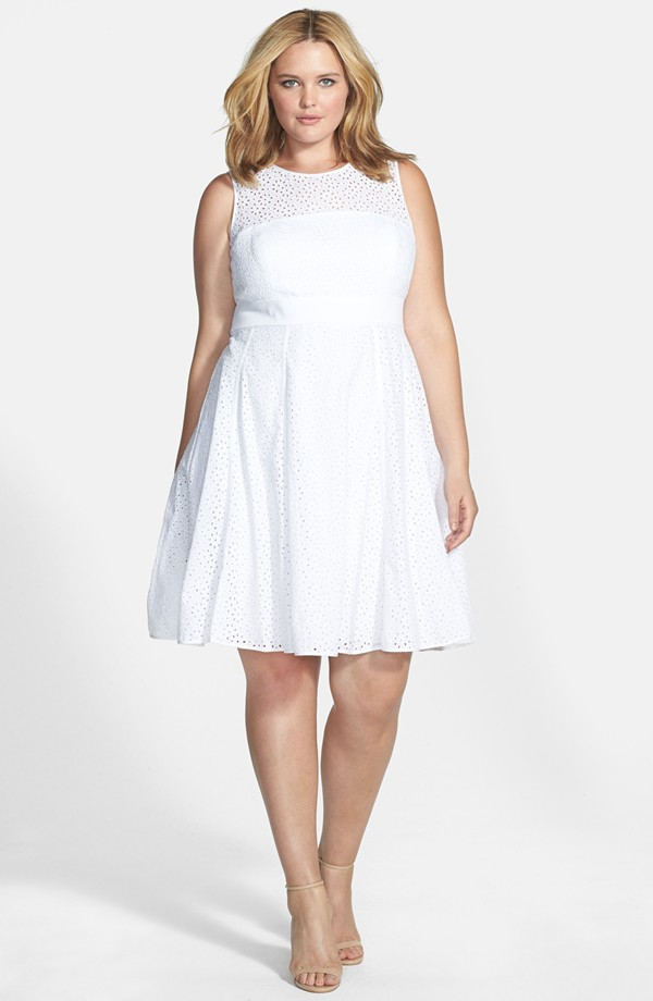 plus size party dresses white & for beautiful ladies - dresses ask