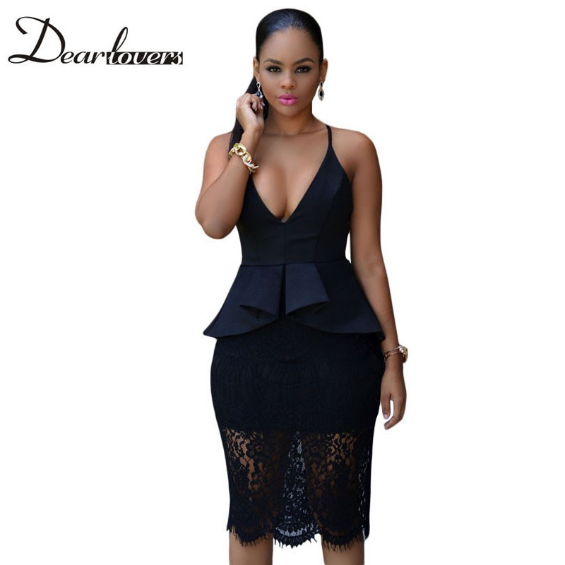 Plus Size Peplum Midi Dress & Online Fashion Review - Dresses Ask