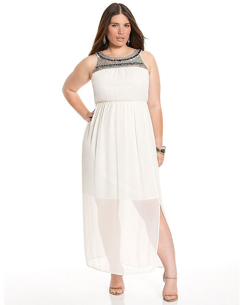 white plus size party dresses for women gallery - dresses design ideas