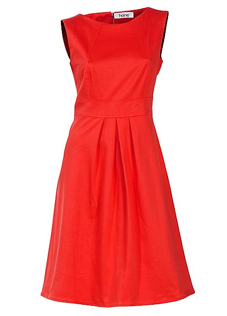 Red Dress Sleeveless & A Wonderful Start