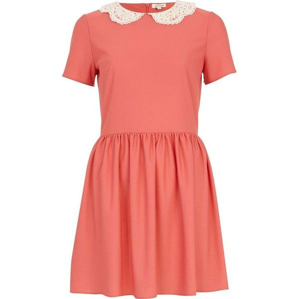 River Island Collar Dress : 2017 Fashion Trends