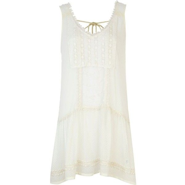 River Island Crochet Dress & Make You Look Like A Princess