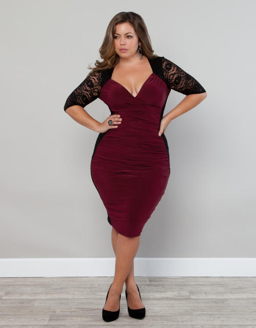 Sexy Summer Dresses Plus Size - New Fashion Collection - Dresses Ask