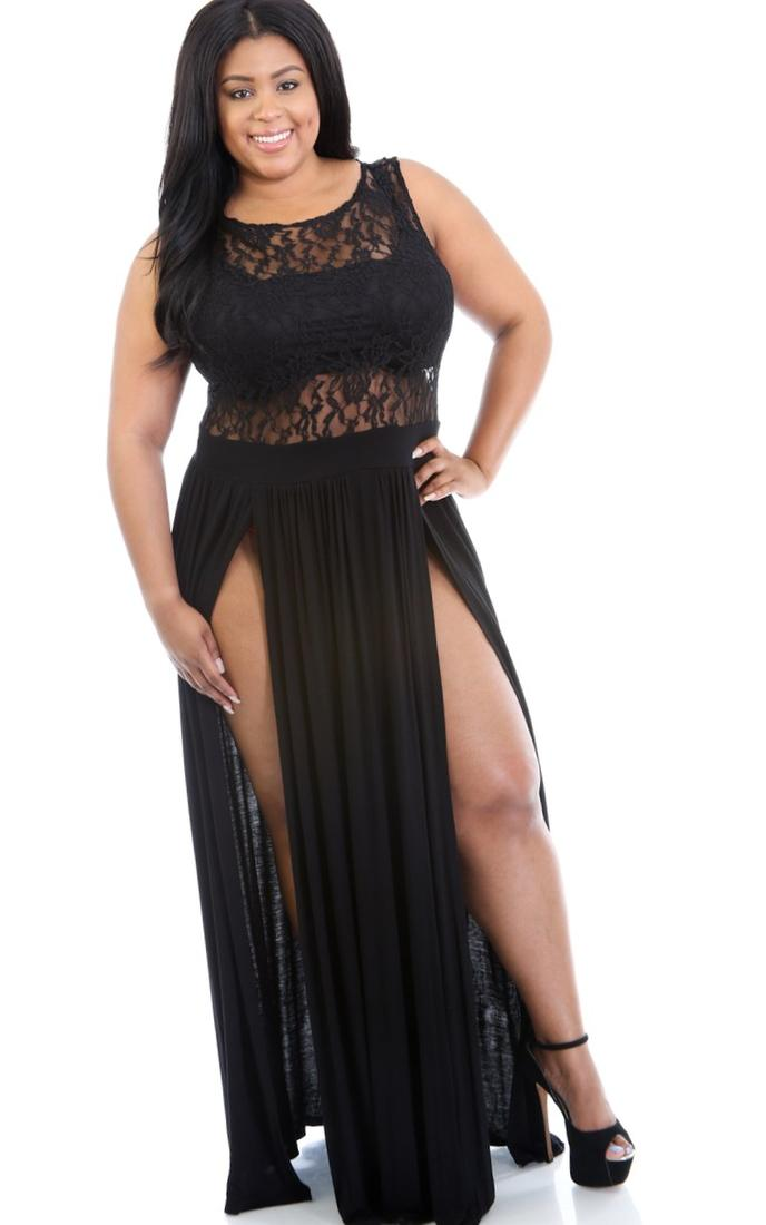 Sexy plus size summer dresses images 63