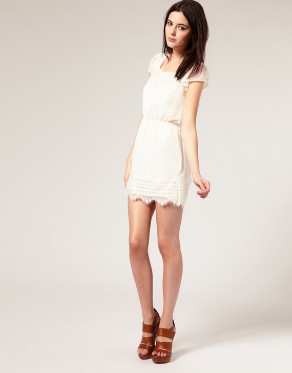 Short Dresses For Short Girls & A Wonderful Start