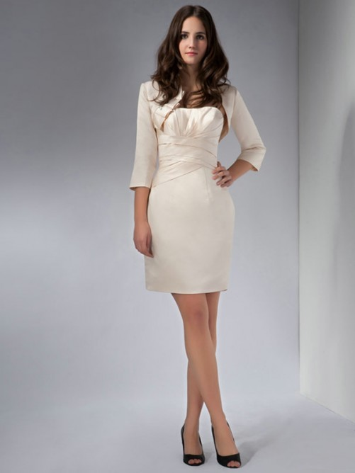 Short Flowing Dresses : For Beautiful Ladies