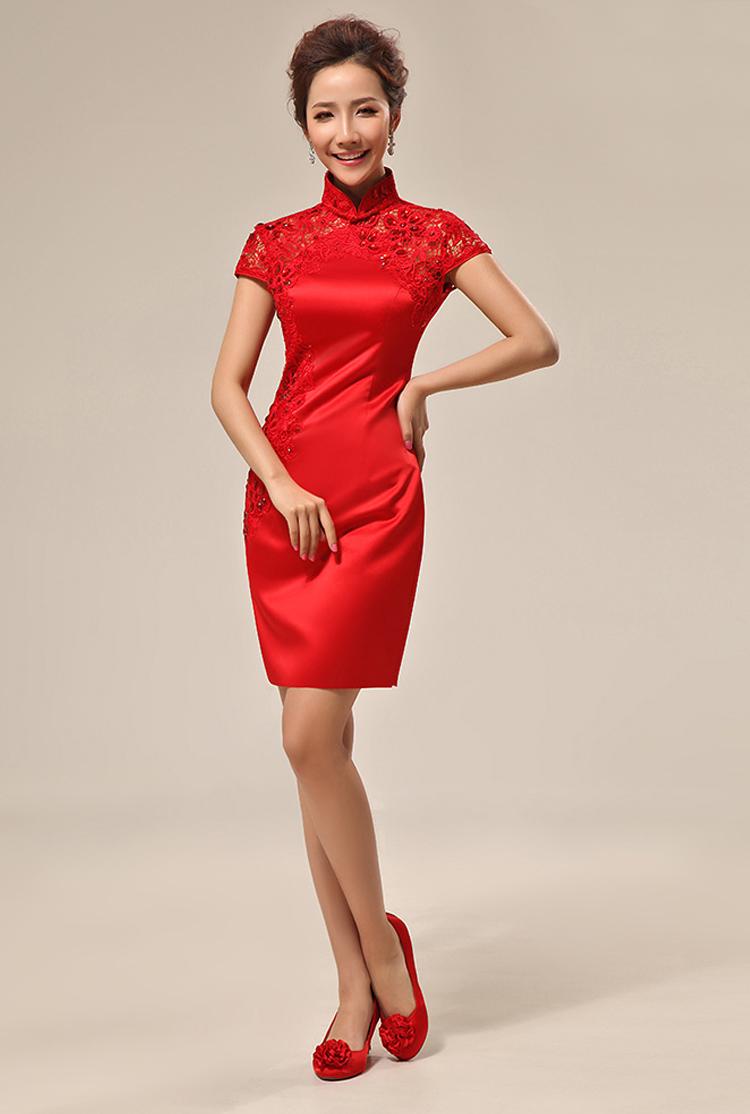 silk-dress-red-for-beautiful-ladies_2.jpeg - Dresses Ask