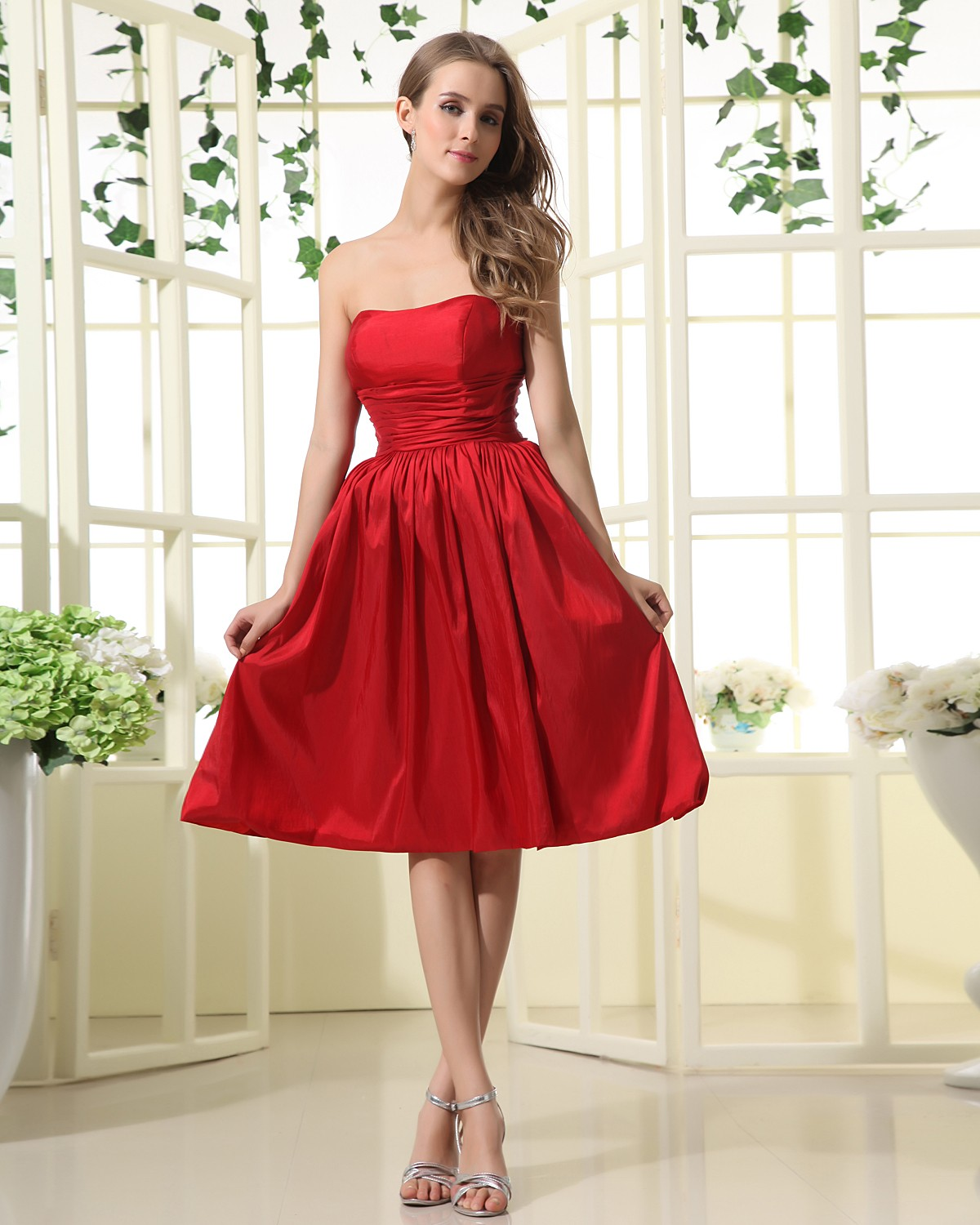 f3caec314e0 Long Red Strapless Bridesmaid Dresses - Data Dynamic AG