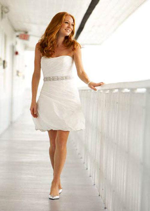 Styles For Short Gowns & 20 Great Ideas