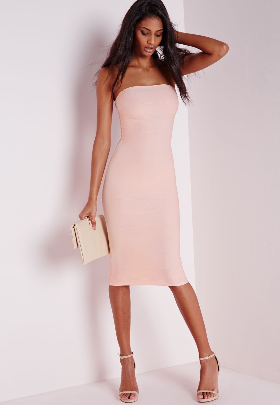 White Bodycon Halter Dress Make You Look Thinner Dresses Ask