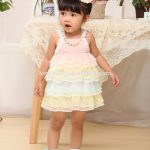 1 year old baby girl party dress