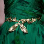 emerald green maid of honor dresses