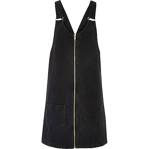Dungaree Dress River Island : How To Look Good 2017-2018