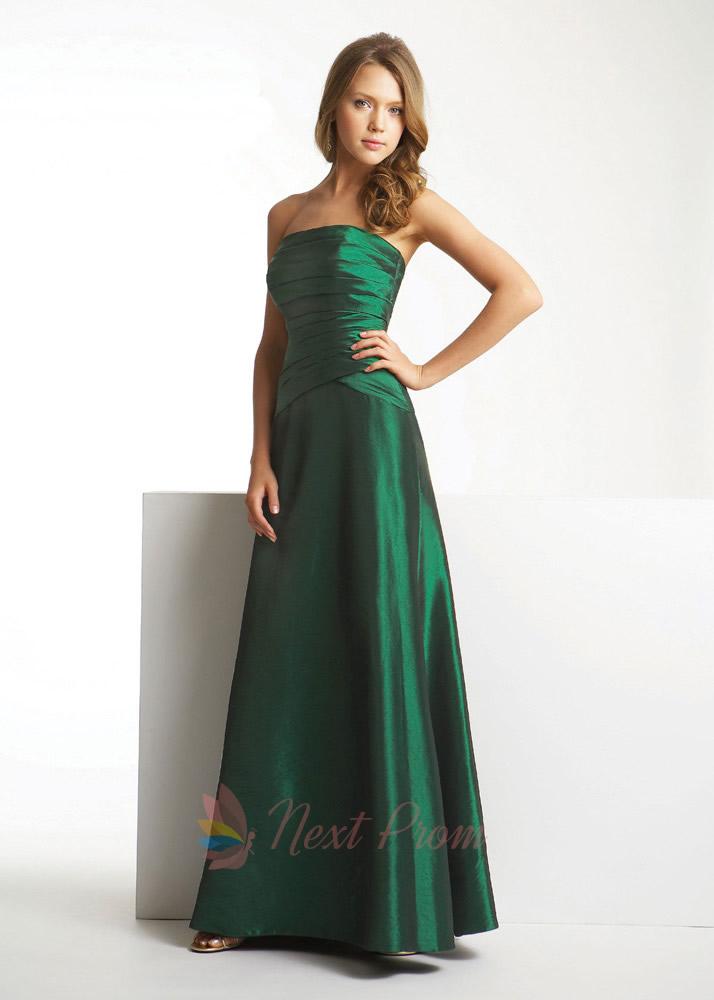 Emerald Green Bridesmaid Dresses 2017 & Trend 2017-2018