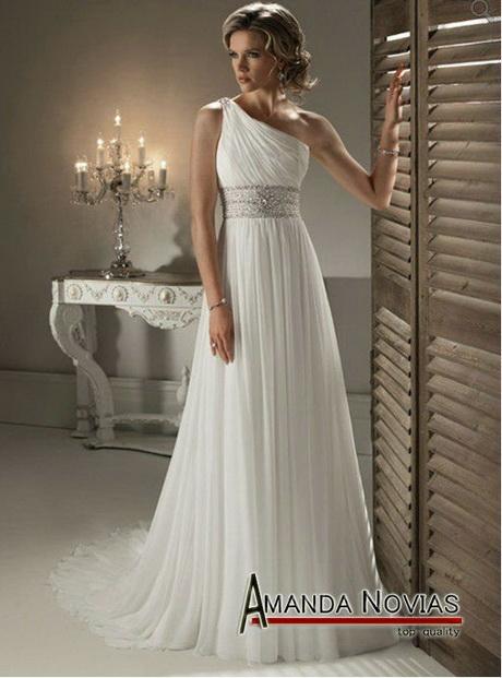 Goddess Dress White - New Fashion Collection