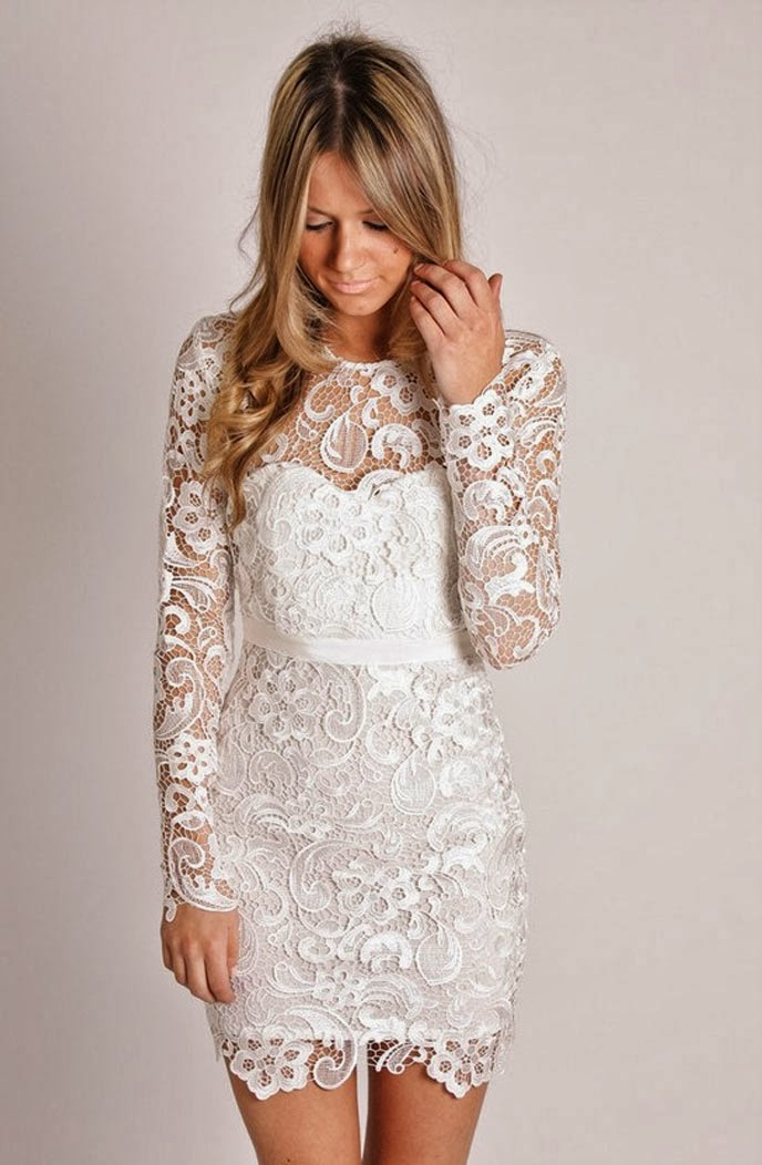 Lace Gown White And Overview 2017