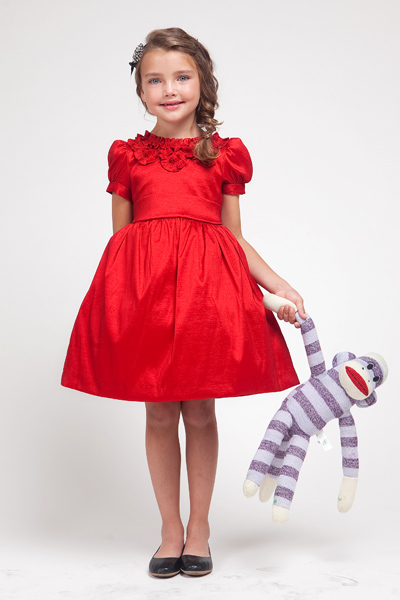 Little Dresses For Girls : The Trend Of The Year