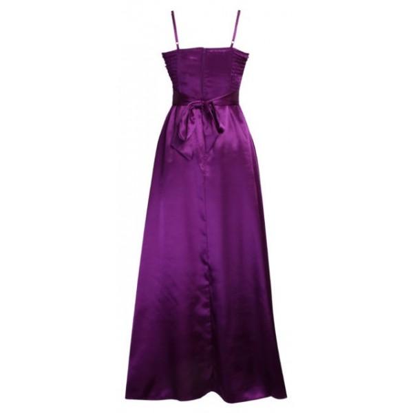 Long Purple Dress Uk - Fashion Week Collections